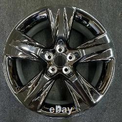 Single 19 Black Chrome Wheel for 2014-2019 Toyota Highlander OEM Quality 75163