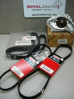 Toyota 01-04 Highlander Timing Belt Water Pump Kit OE