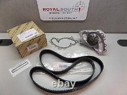 Toyota 2006-2010 Highlander Hybrid Timing Belt Water Pump Kit OEM OE