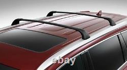 Toyota 2019 Highlander XLE Limited Cross Bar Kit Genuine OEM OE