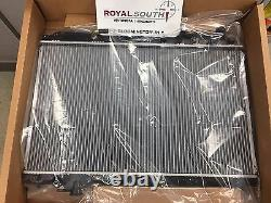 Toyota Highlander 01-07 V6 (WithO Towing) Radiator Assembly with Cap Genuine OEM