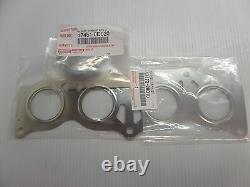 Toyota Highlander 04-06 Catalytic Converter Manifold 2.4L 2AZFE Genuine OE OEM