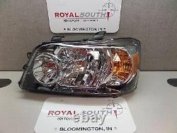 Toyota Highlander 2004 2006 Left Front Headlight Lamp Genuine OEM OE