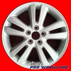 Toyota Highlander 2005 2006 2007 17 Hyper Silver Original Oem Wheel Rim 69478