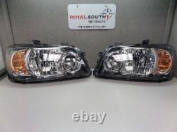 Toyota Highlander 2007 Left & Right Headlamp Assembly Genuine OEM OE