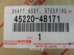 Toyota Highlander 2008 2013 Intermediate Steering Shaft Genuine OE OEM