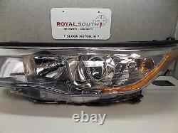 Toyota Highlander 2014 2016 Left Front Halogen Headlight Lamp Genuine OEM OE