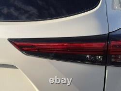 Toyota Highlander 2020 2021 Right Rear Inner Tail Light Lamp Genuine OEM OE