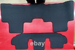Toyota Highlander 2020 Carpet Floor Mats Genuine OEM Set of 4