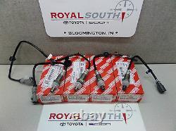 Toyota Highlander 3.3L V6 Oxygen Air Fuel Ratio Sensor Set Kit Genuine OEM OE