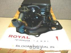 Toyota Highlander EVAP Vapor Charcoal Canister Genuine OE OEM
