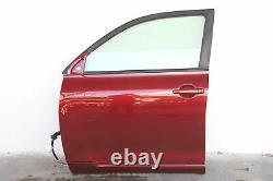 Toyota Highlander Front Door Left/Driver Burgundy 08-13 OEM 67002-48100 A944 200