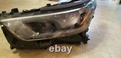 Toyota Highlander Headlight Led Reflector Left Headlamp 811500e460 Oem 2020 2021