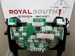 Toyota Highlander Heater A/C Control Auto Air Switch Assembly Genuine OEM OE