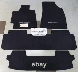 Toyota Highlander Hybrid 2011-2013 Carpet Floor Mats Set Genuine OEM OE