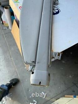Toyota Highlander Rear Cargo Cover Retractable Oem 2001-2007