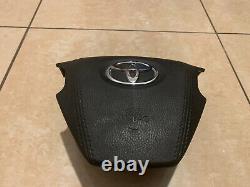 Toyota Highlander, Sienna Steering Wheel Airbag 2015, 2016, 2017, 2018, 2019 OEM