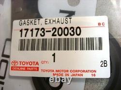 Toyota Highlander Sienna V6 3.3L Catalytic Converter Manifold Genuine OE OEM New