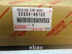 Toyota Highlander Wood Trim Heater A/C Control Switch Assembly Genuine OEM OE